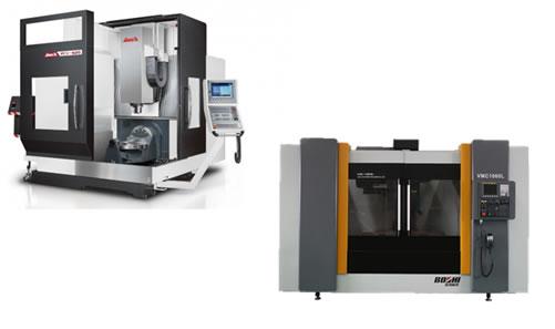 Maquinaria CNC